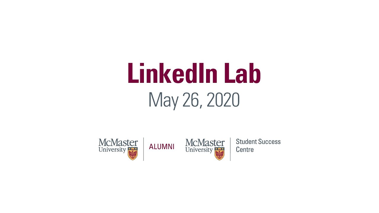 Image for LinkedIn Lab webinar