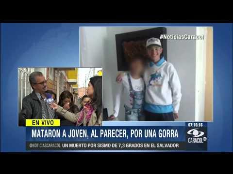 Menor de edad fue asesinado al salir de Festival de Hip Hop en Bogotá - 14  de Octubre de 2014 f0420c61e8f