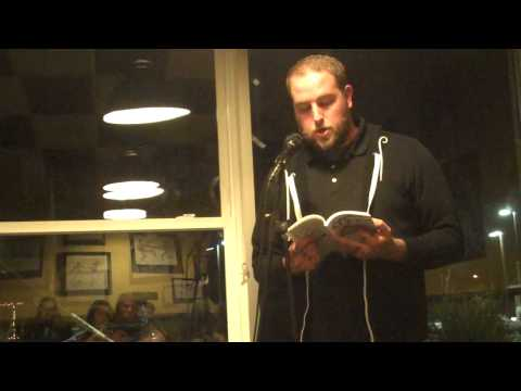 Be About It reading series #1: Mark Cronin