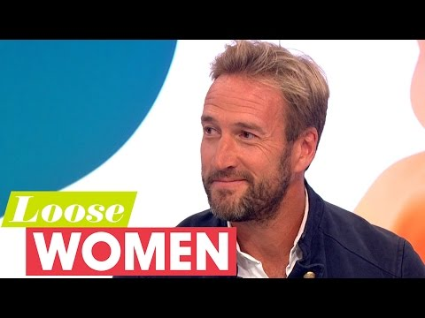 Ben Fogle On Having Marriage Counselling And Escaping Shark Attacks | Loose Women