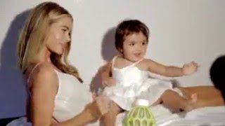 Denise Richards and the Baby