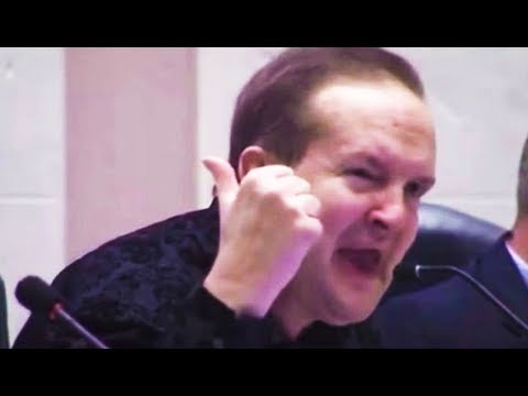 Florida Mayoral Candidate FREAKS OUT, Goes On Rant Telling P