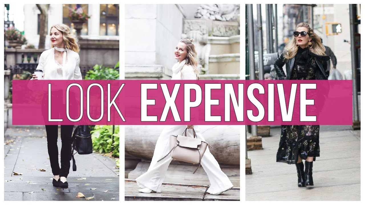 How to Look Expensive #1   Styling Tips