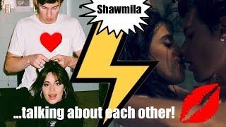 Download Shawn Mendes & Camila Cabello talking about each other (super-cute!) Mp3 and Videos