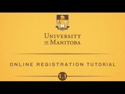 Online registration tutorial 1.1: Introduction to Aurora