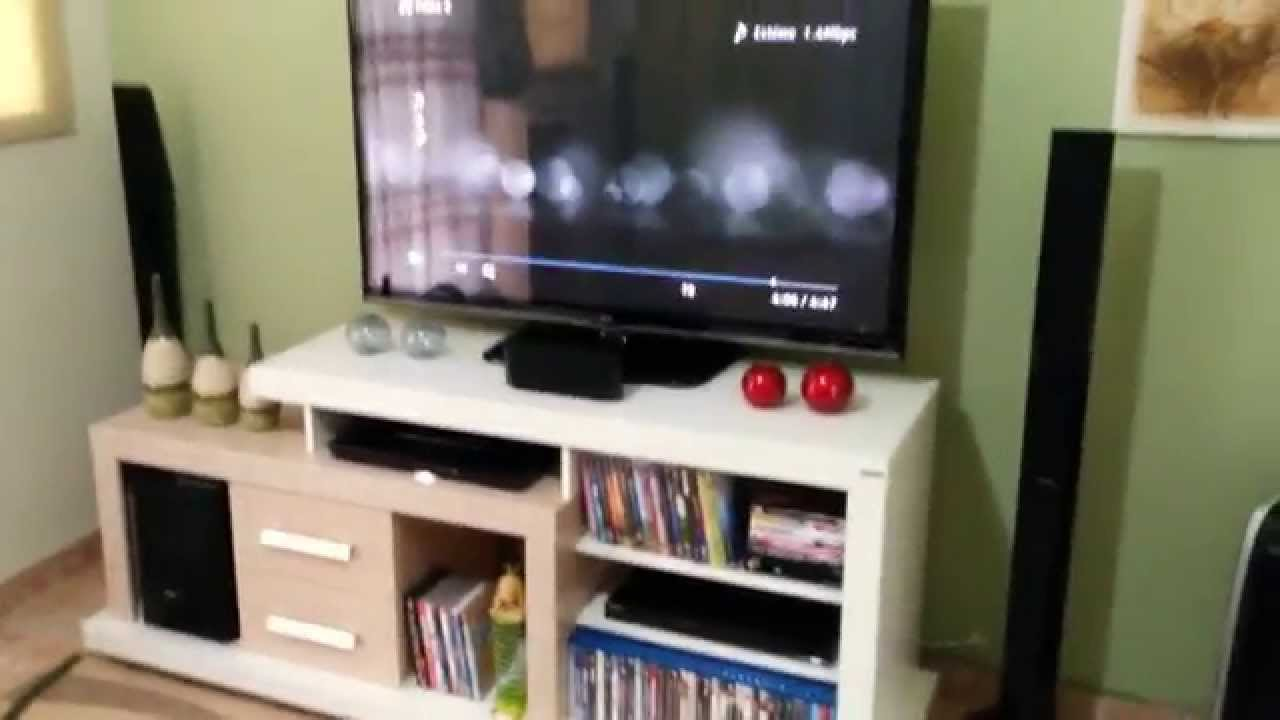 d8bbc2612 Home theater Sony BDV-E6100 - YouTube
