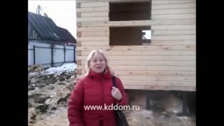 Отзыв о доме по проекту Детинец - строительная компания КДДом(Сайт компании - http://kddom.ru/, 2017-02-14T09:43:49.000Z)