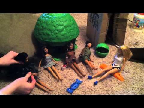 Barbie's Adventures Through Time: Ep 1 Homo Erectus
