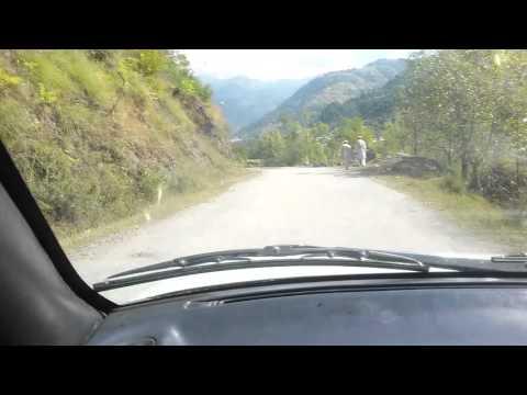 Allai banna road