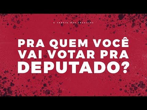 Ao vivo Pra Quem Você Vai Votar Pra Deputado?  Com Raphaël Lima do Ideias Radiciais