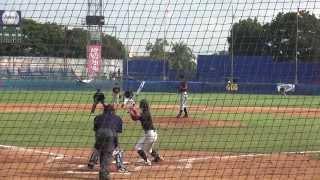 15U Baseball World Cup Round1-2 Japan VS Germany