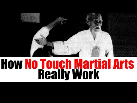 Why No Touch Martial Arts Exist • Martial Arts Journey