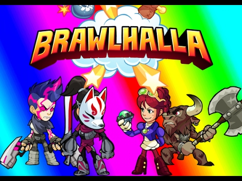 Brawlhalla 2v2's #2 - We are bad..