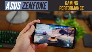 Asus Zenfone 5z HD Gaming Performance (2018)