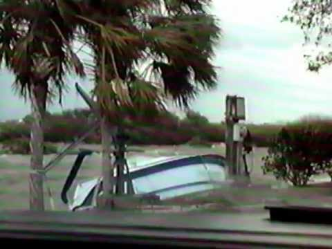 "NO NAME STORM MAR 13 1993 ""STORM OF THE CENTURY"" FLORIDA HOME VIDEO GULF HARBORS"