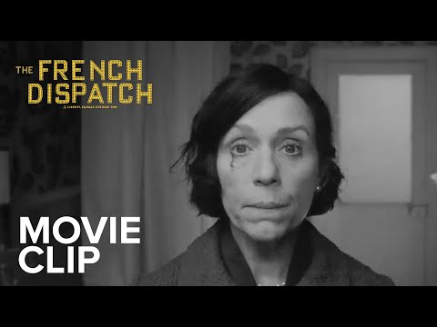 THE FRENCH DISPATCH | Let's Start With The Typos | Clip