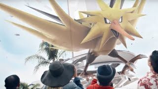 failzoom.com - Pokemon Go — Legendary Pokemon Trailer