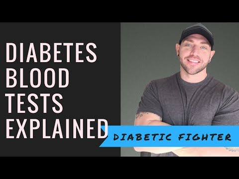 Diabetes Blood Test Results Explained | A1C and Fasting Blood Sugar
