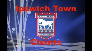 Ipswich Town's Best Football Chants Video | HD W/ Lyrics