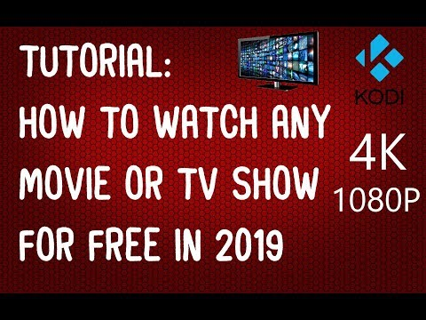 How To Watch Movies And TV Shows For Free 2019