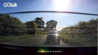 Tesla Dashcam Rear End