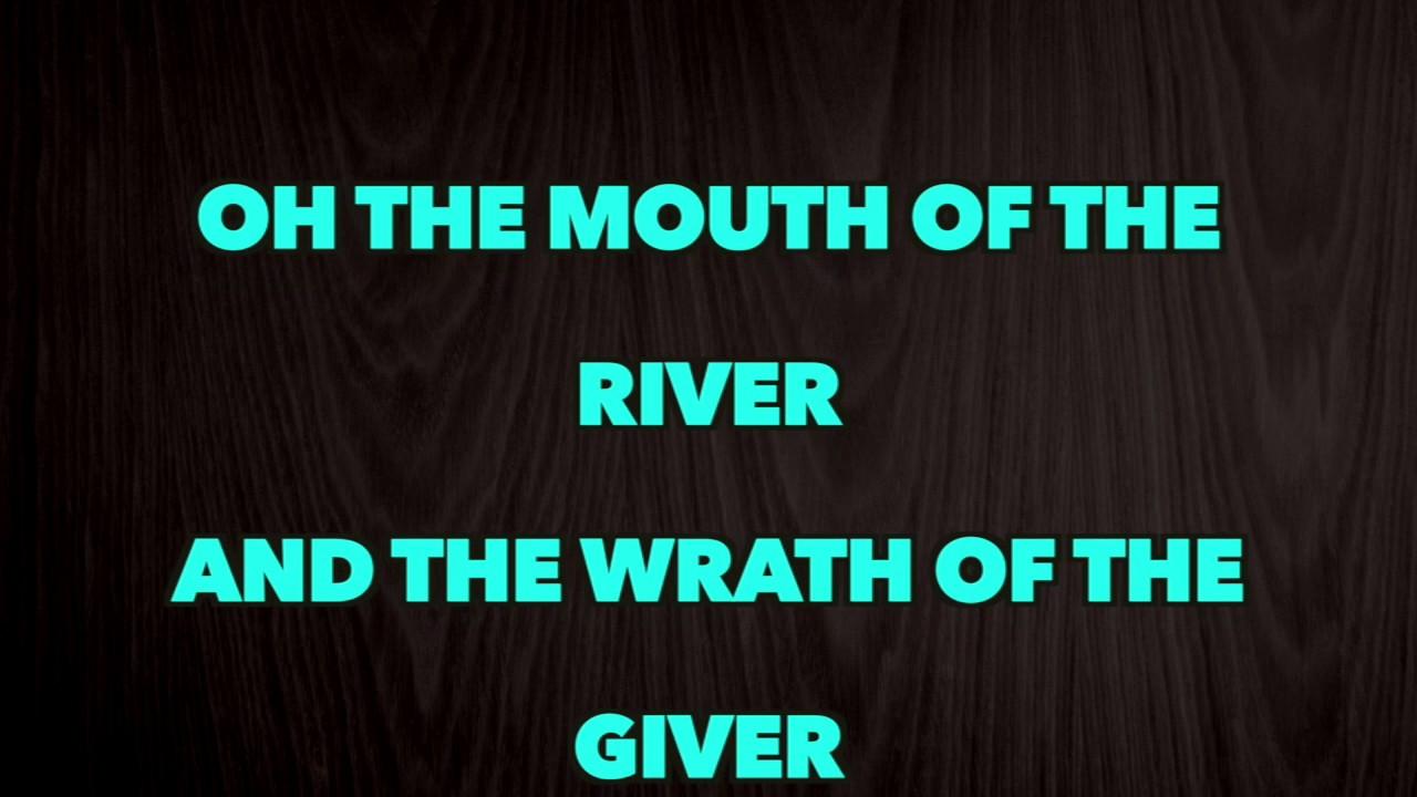 BAND, THE - BLUE RIVER LYRICS - SongLyrics.com