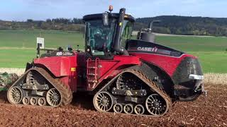Case Quadtrac 620 with SIMBA SLD 600