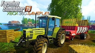Farming Simulator 2015 Gameplay (XBOX 360 HD)