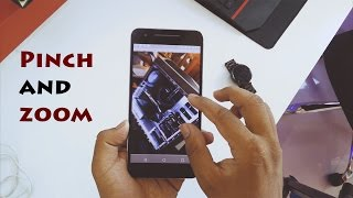 Instagram Pinch And Zoom Feature On Any Android.!