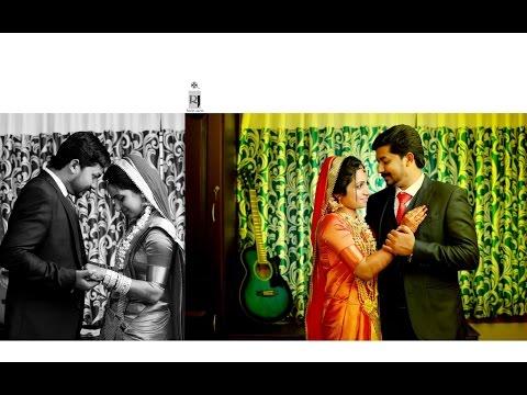 Rashin - Jesna Wedding Highlights