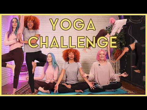 Sweet California - Yoga Challenge thumbnail