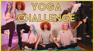 Sweet California - Yoga Challenge