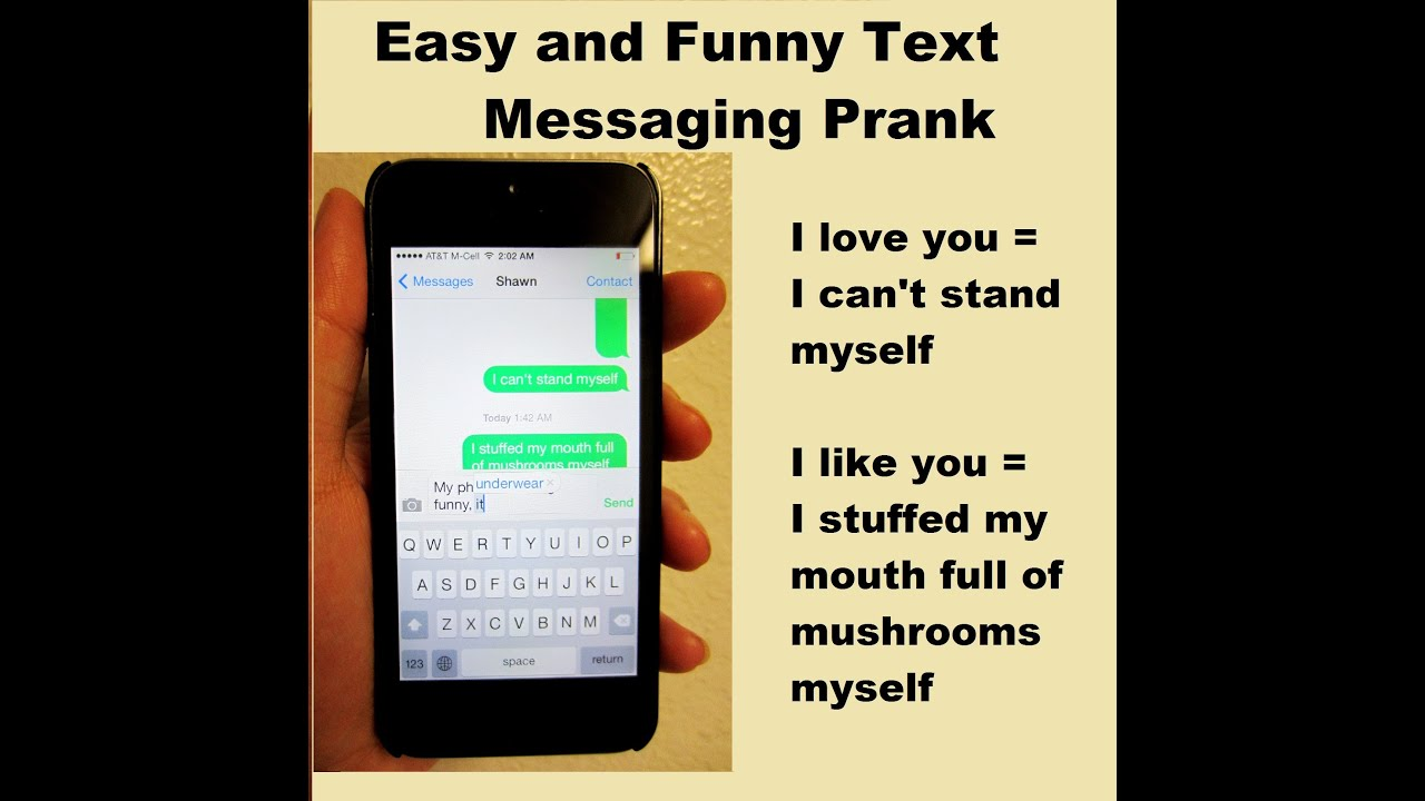 Easy and Funny Text Messaging Prank: Loads of Lol: 7 Steps
