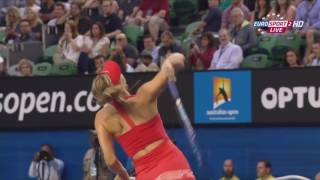 Sharapova  hot pants slow