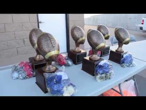 Full Game: Little Bowl Youth Football Championship (Minor Di