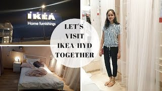 IKEA Hyderabad - Let's Visit Together || IKEA Walk Through And Review