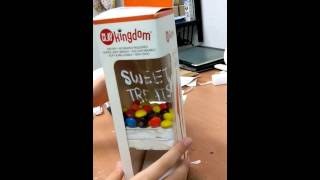 Homemade Candy Dispenser | Craftalooma Xd