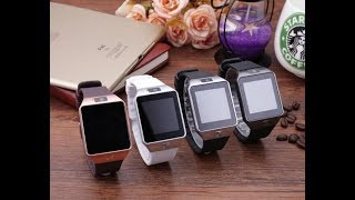 UnBox Review - Part 1- Smart watch DZ09 for Android & iOS - Cheapest Best smart watch under 700rs