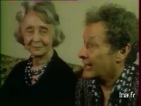 Les compagnies de JeanLouis Barrault et Madeleine Renaud  Archive vidéo INA