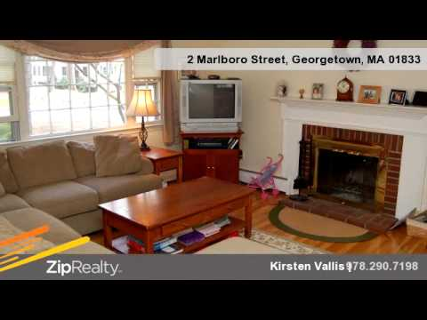 Homes for Sale - 2 Marlboro Street, Georgetown, MA