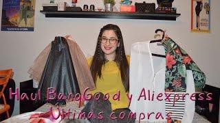 Haul BangGood y Aliexpress | Últimas compras [HD]