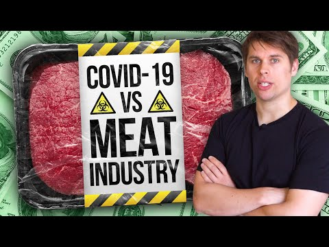 Will COVID-19 Kill The Meat Industry?