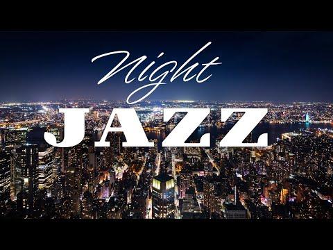 Night Traffic JAZZ - Smoth JAZZ Playlist - Background Remix JAZZ Music
