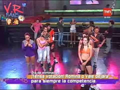 Valentina Roth es eliminada de Calle 7 {09/03/'12} - YouTube
