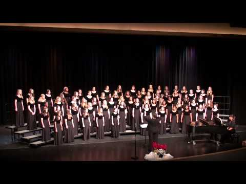 Lafayette High School Choir Winter Concert - Carol of the Bells 20131205200829