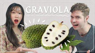 숙취가 사라지는 맛? 브라질 여행하다가 산 신기한 과일…
