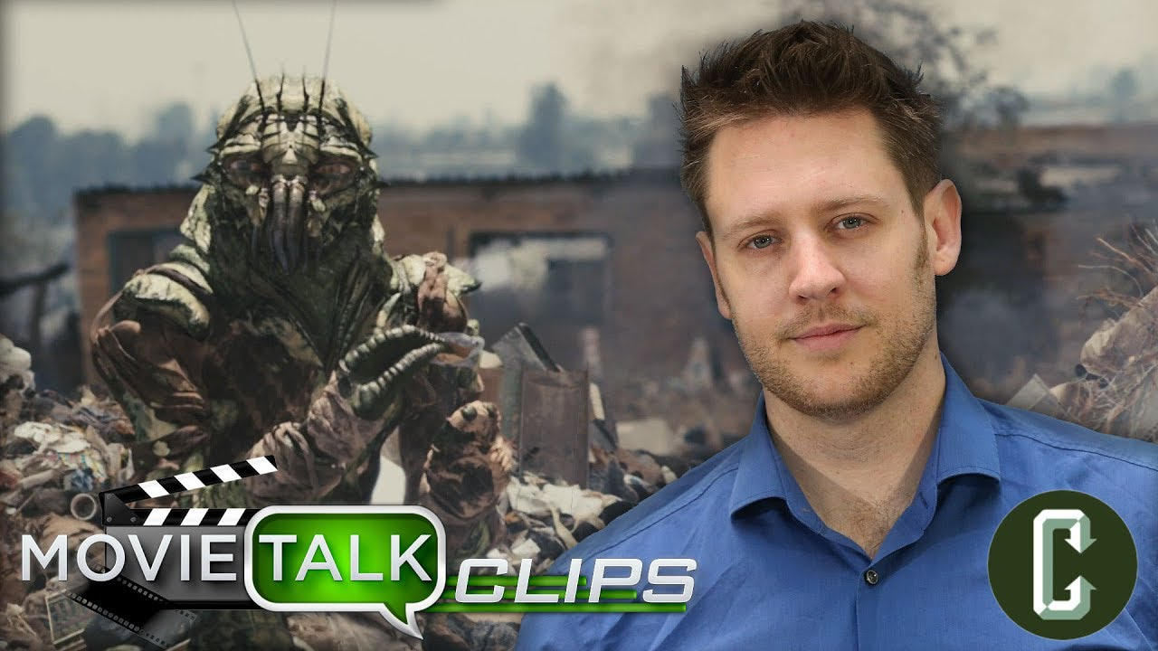 District 9 Sequel in the Works According to Director Neill Blomkamp -  Collider Video