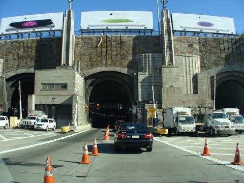 Transit to Manhattan Pier 88