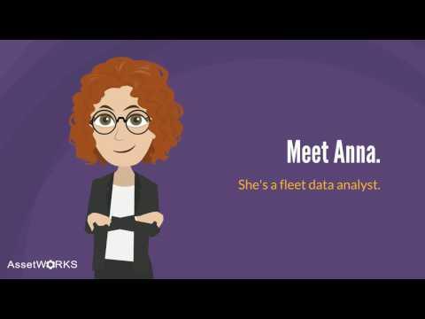 Meet Anna the Fleet Data Analyst