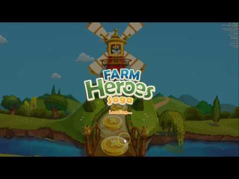 Farm Heroes Saga Treasure Mill 8th July 2018 ~ ALL 5 levels